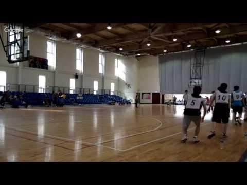 20151016 Yahoo Sports Day - Basketball Game 籃球賽季殿軍賽 (Blue vs Green)