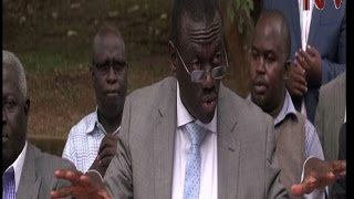 "FDC officials distance themselves from Besigye's ""People's Government Network"" initiative"