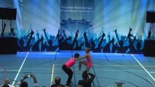 Nicole Kalb & Alexander Kapsalis - Hupfadn Turnier 2015