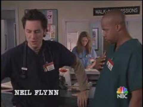Scrubs - John Dorian moments