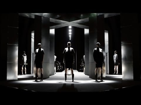 ALEXANDER WANG FALL/WINTER 2014 RUNWAY SHOW