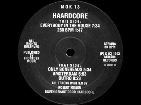 Haardcore - Amsterdam -- MOK 13