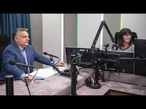 Orbán Viktor – miniszterelnöki interjú 2019.november.07