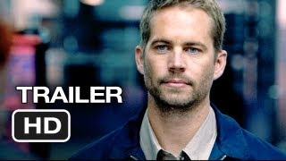 Fast & Furious 6 Official Trailer #1 (2013) - Vinsel Movie HD