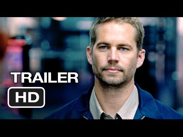 Fast &amp; Furious 6 Official Trailer #1 (2013) - Vin Diesel Movie HD