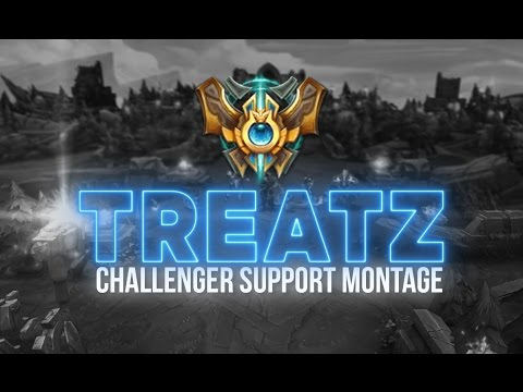 Treatz Challenger Support Montage - Edited by Joekerism