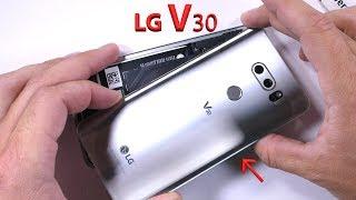LG V30 Teardown - Best Cell Phone Camera Hardware Ever?!