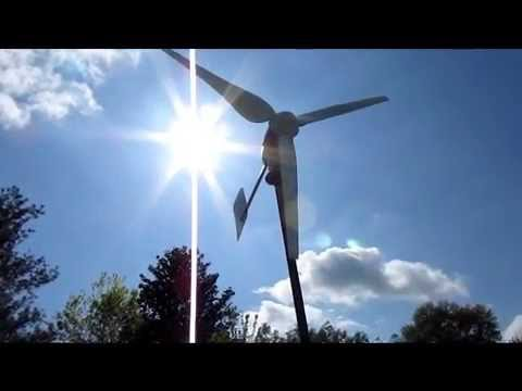 Hurricane XP Wind Turbine