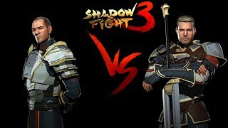 Shadow Fight 3 - Sarge vs Marcus