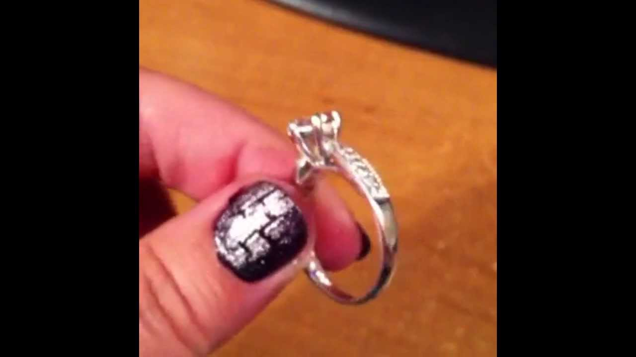 Diamond Candle Ring Reveal Youtube