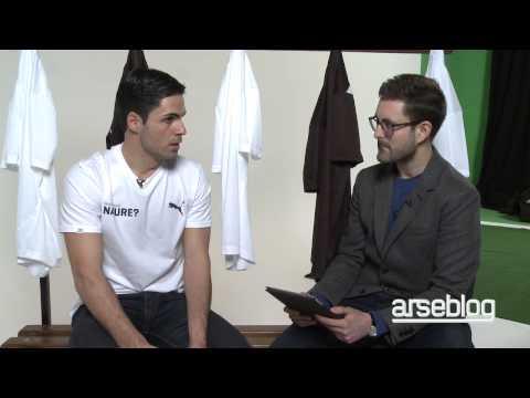 Arseblog meets Mikel Arteta