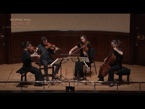 Thumbnail of Elias String Quartet at Wigmore Hall