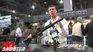 Advanced Armament Corporation 300 Blackout at 2012 Shot Show