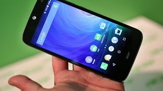 Acer Liquid Z330 hands on - acer smartphone - acer phone - IFA 2015