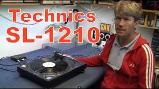MF#23 Technics sl1210 Mk2 Easy FIX