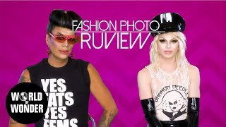 FASHION PHOTO RUVIEW: Drag Race Season 11 Episode 11 with Raja and Aquaria!
