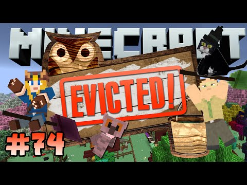 Minecraft: Evicted! #74 - Quest For The Witches (yogscast Complete Mod Pack) video