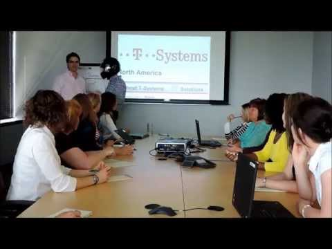 T-Systems Harlem Shake (Downers Grove)