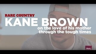 Download Lagu Kane Brown Talks About His Mother's Love Gratis STAFABAND