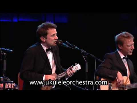 The Ukulele Orchestra of Great Britain - Psycho Killer at the BBC Proms