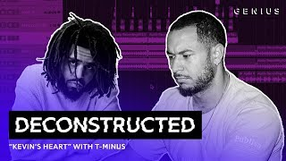 The Making Of J Cole 39 S 34 Kevin 39 S Heart 34 With T Minus Deconstructed