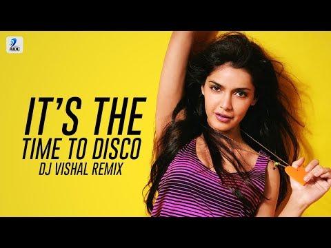 It's The Time To Disco (Remix) | DJ Vishal | Shahrukh Khan | Preity Zinta | Saif Ali Khan