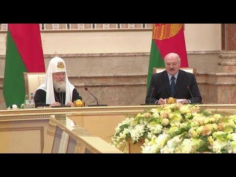 Лукашенко: политикам впору извиниться за ситуацию в православном мире