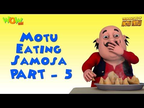 Motu And His Samosas - Motu Patlu Compilation - Part 5 - 30 Minutes of Fun! As seen on Nickelodeon thumbnail