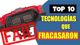 TOP 10 - EPIC FAILS DE LA TECNOLOGÍA