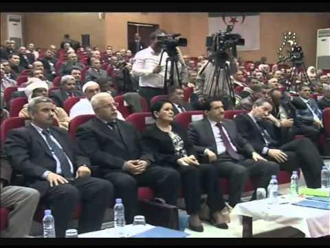 La visite de premier ministre d'Abdelmalek Sellal à El-Tarf