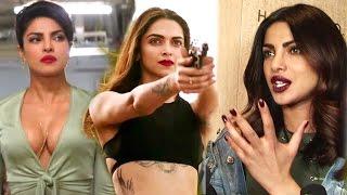 Priyanka Chopra's Reaction On Baywatch Trailer & Deepika Padukone's XXX 3 Movie