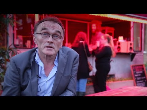 Danny Boyle talks Shuffle festival, Olympic legacy and 'Trainspotting 2'