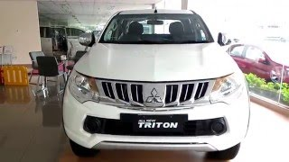 Mitsubishi All New Triton 2016 ( Price )