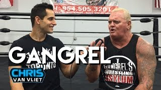 Gangrel might be the most chill wrestler in the business - Watch and see!