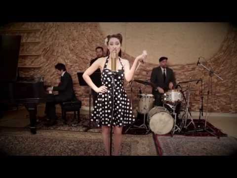 Paper Planes - Vintage 1940's Style MIA Cover ft. Robyn Adele Anderson