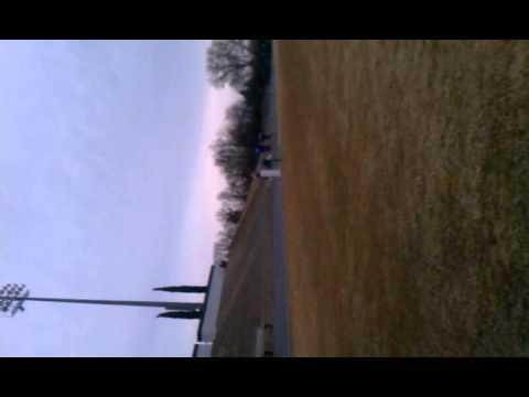 Furman middle school track 2013