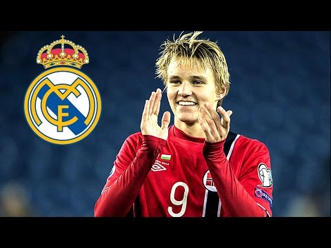 Martin Ødegaard - VS GET (Real Madrid)