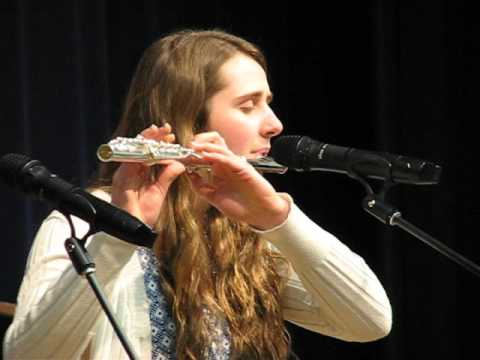 Hope Rasmussen Solos For Central Lyon High School Jazz Band.