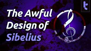 Music Software & Bad Interface Design: Avid's Sibelius