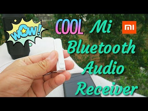 Xiaomi Mi Bluetooth Audio Receiver : Review & Unboxing in Hindi | best wireless bluetooth connector