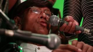 Laki Akhand sings amid illness