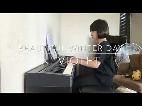 Beautiful Winter Day [Piano Cover by Kruhunt's Student]