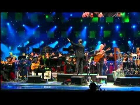 Festival de Viña 2011, Sting, Fragile