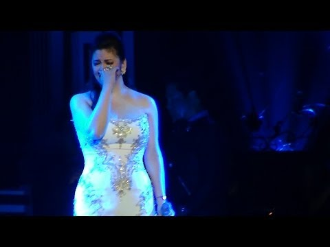 REGINE VELASQUEZ Tribute to Mang Gerry (Voices of Love Concert!)