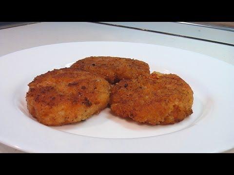 Морковно-яблочные котлеты видео рецепт. Книга о вкусной и здоровой пище