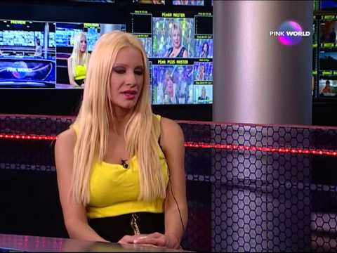 Tijana Stojic intervju Pink World