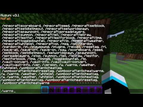 Плагины для Minecraft 1.7.2 Bukkit