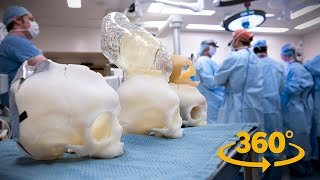 Bentley's Second Chance - Part Three: Inside the operating room   Boston Children's Hospital