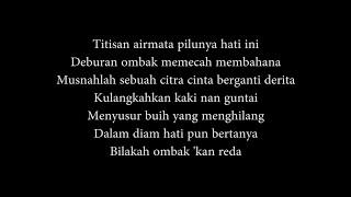 Tugu Cinta - Zamree (lirik)