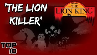 Top 10 Scary Lion King Theories